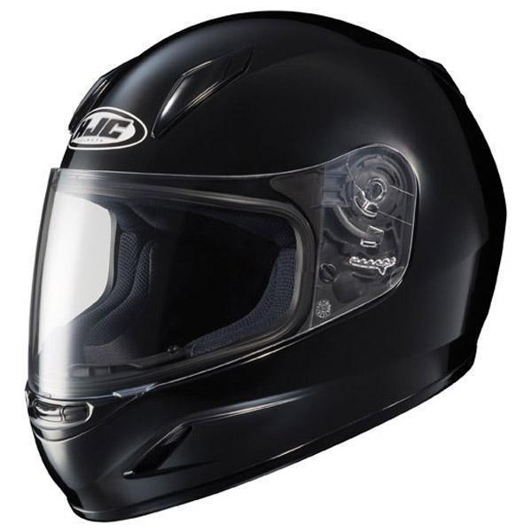 HJC 'CL-Y' Youth Black Full Face Helmet - N/A