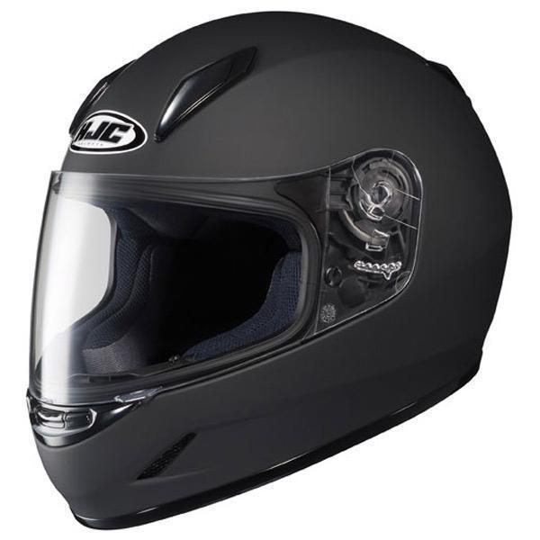 HJC 'CL-Y' Youth Matte Black Full Face Helmet