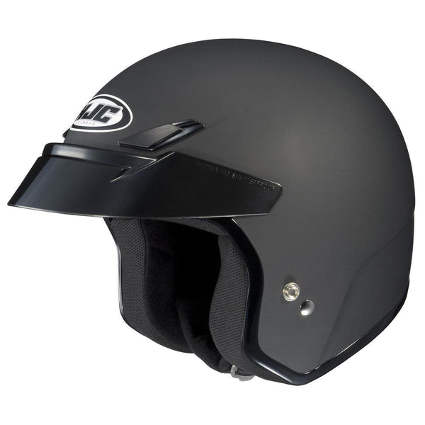 HJC CS-5N Matte Black Open Face Helmet