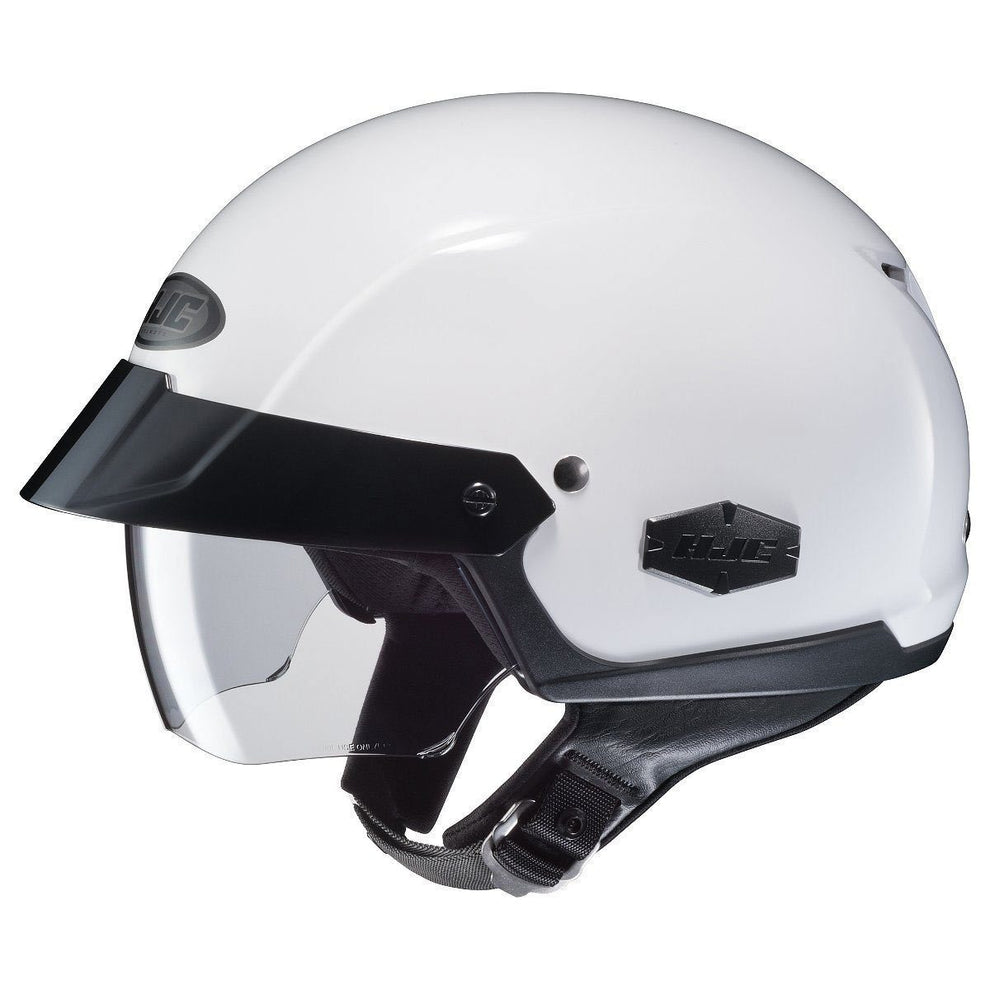 HJC IS-Cruiser White Half Helmet