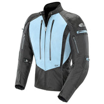 Joe Rocket Atomic 5.0 Women's Blue/Black Textile Jacket