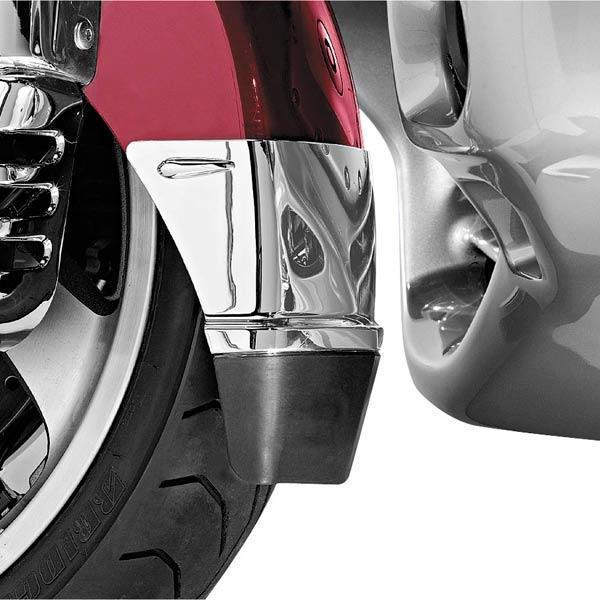 Kuryakyn Front Fender Extension for 2001-2010 Honda GL1800 Gold Wing - N/A