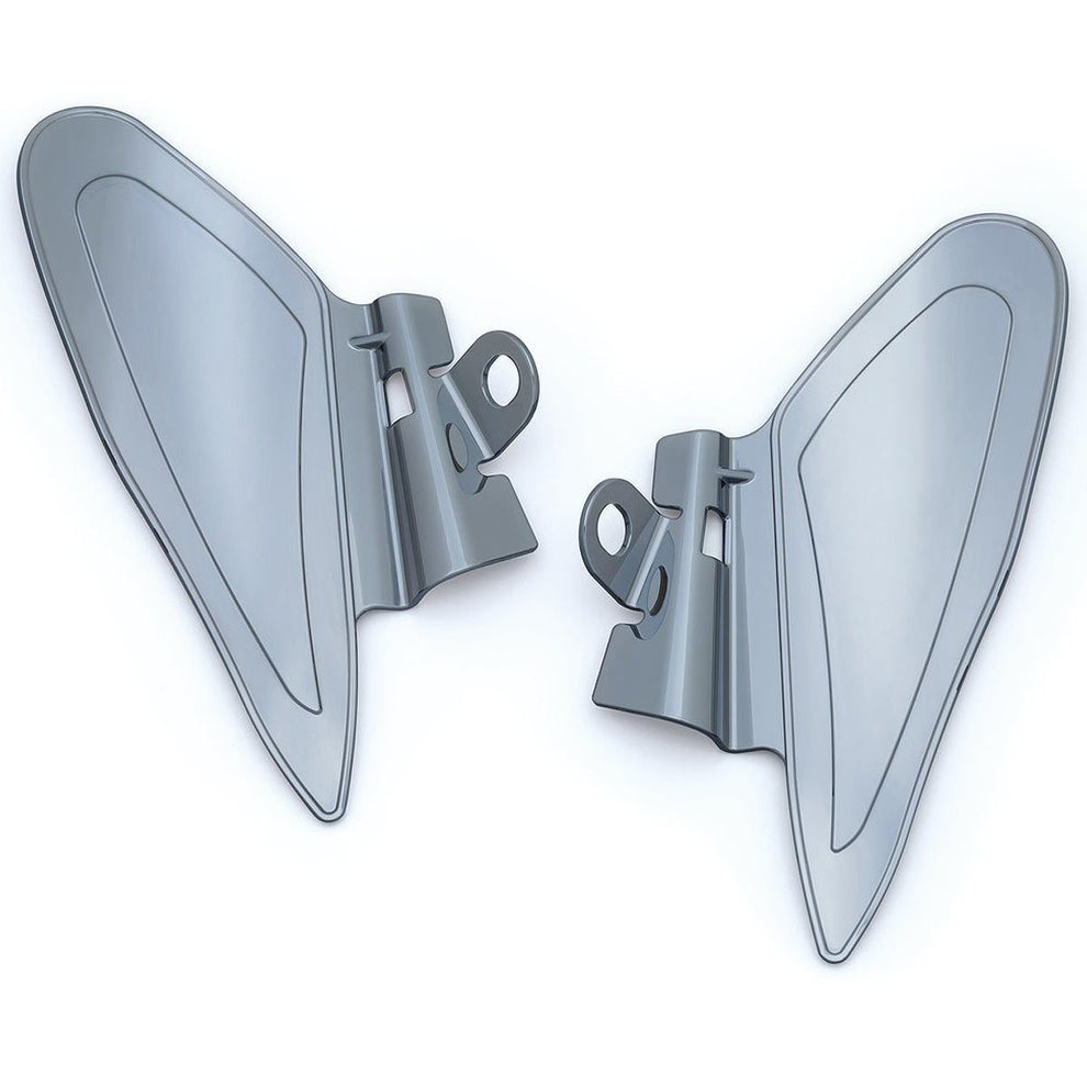Kuryakyn Saddle Shields Heat Deflectors for Indian 2014-16 models (exc. Scout)