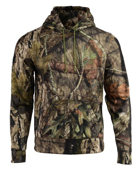Milwaukee Performance MPM1778 Mens Pull Over Mossy Oak Camouflage Hoodie - Milwaukee Performance Jackets