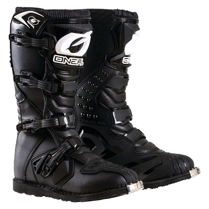 O'Neal Rider 2018 Youth Black Motocross Boots - N/A