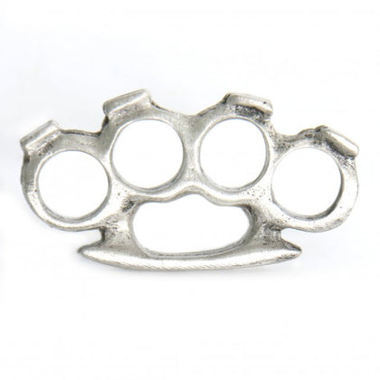 Hot Leathers PNA1085 Brass Knuckles Pin - Hot Leather Pins