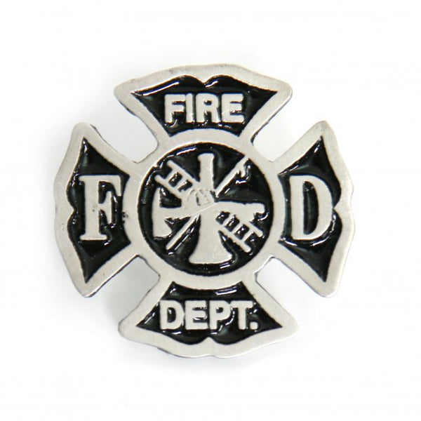 Hot Leathers PNA1129 Fire Department Pin - Hot Leather Pins