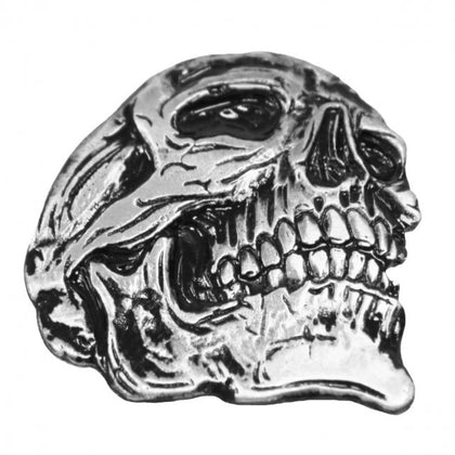 Hot Leathers PNA1240 Spade Skull Pin - Hot Leather Pins