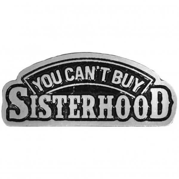 Hot Leathers PNA1279 Busy Sisterhood Pin - Hot Leather Pins