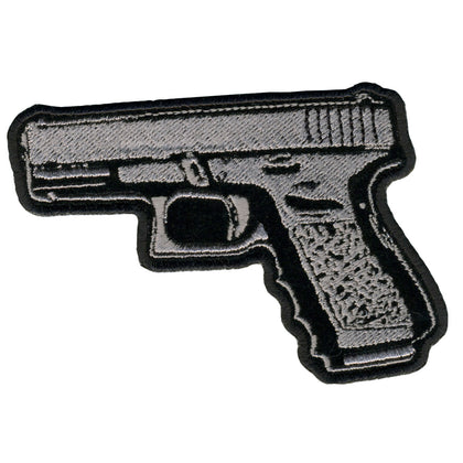 "Hot Leathers PPA5800 Pistol 4"" x 3"" Patch - Hot Leathers Patches"