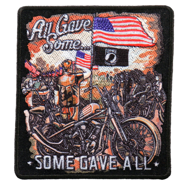 Hot Leathers PPA9933 Remembrance Patch - Hot Leathers Patches