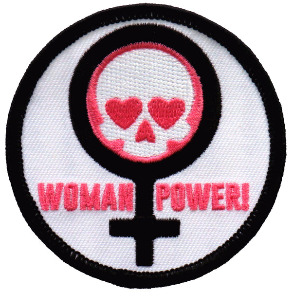 Hot Leathers PPA9992 Woman 3 Inch Power Patch - Hot Leathers Patches