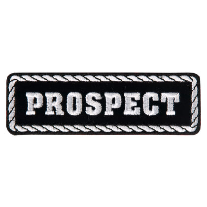 "Hot Leathers PPD1011 Prospect 4"" x 1"" Patch - Hot Leathers Patches"