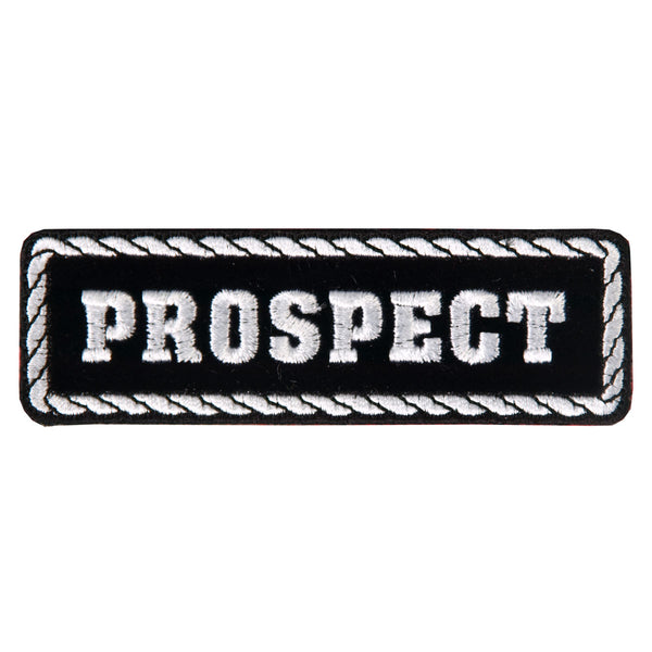 "Hot Leathers PPD1011 Prospect 4"" x 1"" Patch"