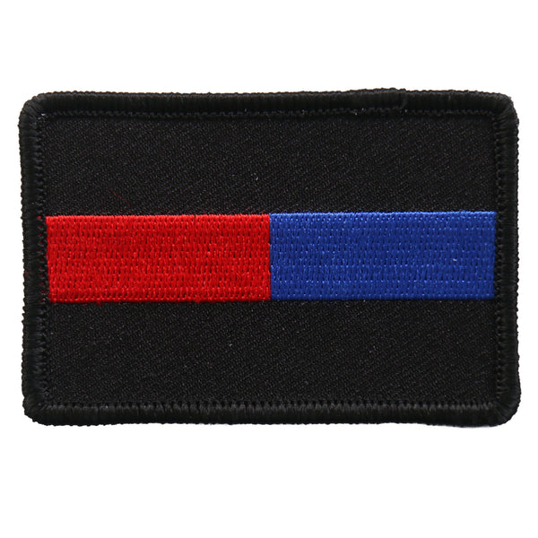 "Hot Leathers PPL9621 Fallen Fire Officer 3""x 2"" Patch - Hot Leathers Patches"