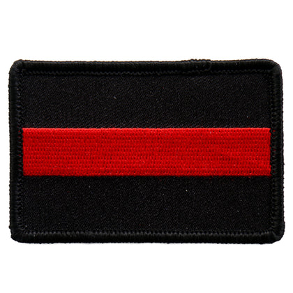 "Hot Leathers PPL9622 Fallen Firefighter 3""x 2"" Patch - Hot Leathers Patches"