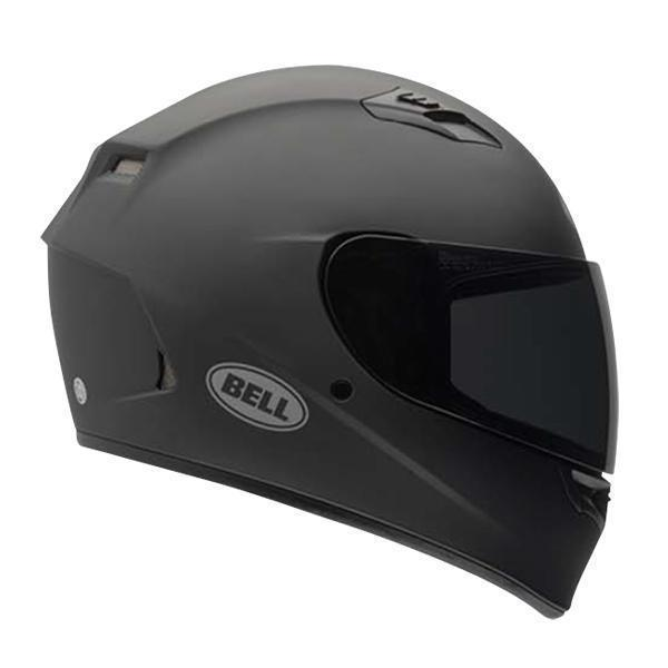 Bell Qualifier Matte Black Full Face Helmet - Bell Full Face Helmets