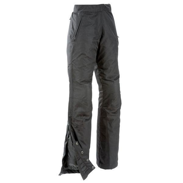 Joe Rocket 'Ballistic 7.0' Womens Black Textile Motorcycle Pants