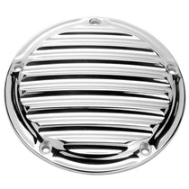 Roland Sands Design Nostalgia Chrome Derby Cover for Harley Davidson 1999-2015 Big Twin models
