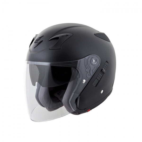 Scorpion EXO-CT220 Matte Black Open Face Helmet