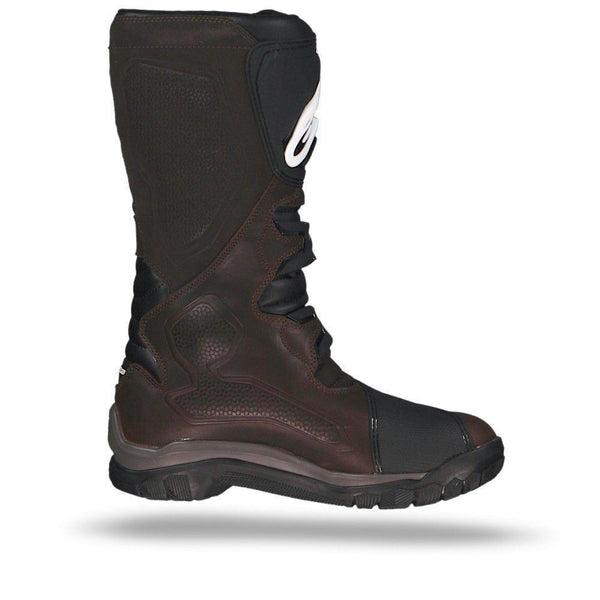 Alpinestars Corozal Adventure Drystar Men's Brown Motorcycle Boots
