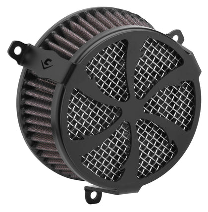Cobra Swept Air Cleaner for Harley Davidson 2000-13 Softail, Dyna models - [product_type]