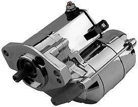 Twin Power 1.4kW Starter for Harley Davidson 1989-2006 Big Twin (exc. 2006 Dyna)