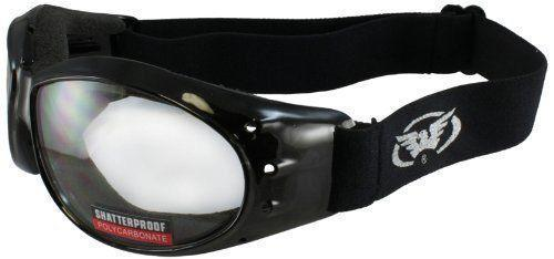 Global Vision Eliminator Clear Goggles