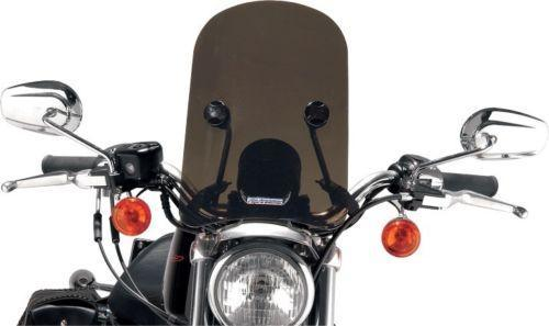 Slip Streamer HD-3 Tombstone Windshield for 1986-2011 Harley Davidson Motorcycles