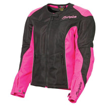 Scorpion Verano Women's Pink Mesh Jacket