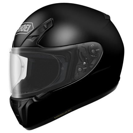 Shoei RF-SR Black Full Face Helmet