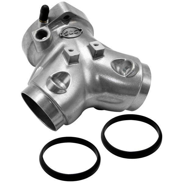 S&S 52mm/58mmThrottle Body Manifolds for 2006-2011 Harley Davidson Big Twin with Stock or S&S Heads
