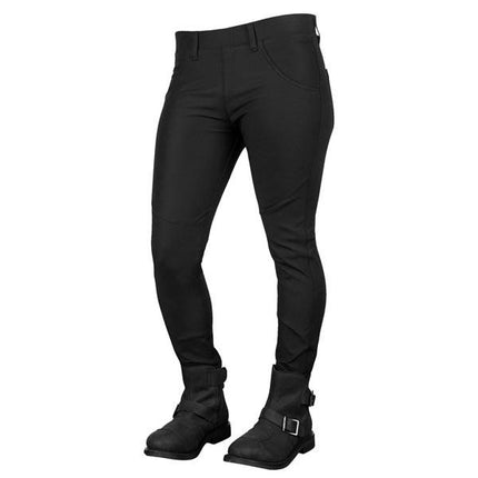 Speed and Strength 'Comin' In Hot' Women's Black Yogamoto Pants