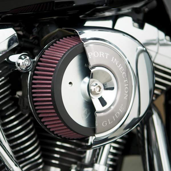 Arlen Ness Team-Ness Big Sucker Stage I Air Filter Kit for Harley Davidson 2008-13 FLH, FLT Models