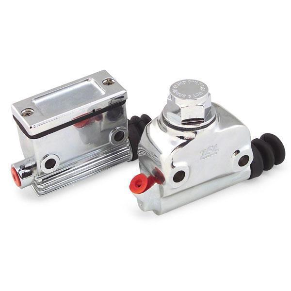 Bikers Choice Wagner Type Rear Master Cylinder for Harley Davidson 1958-72 Big Twin - N/A