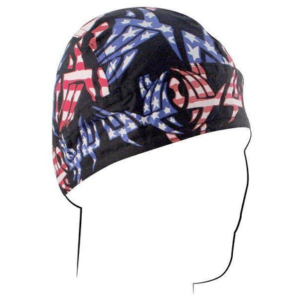 Zan Headgear Flydanna, Cotton, Tribal Patriot