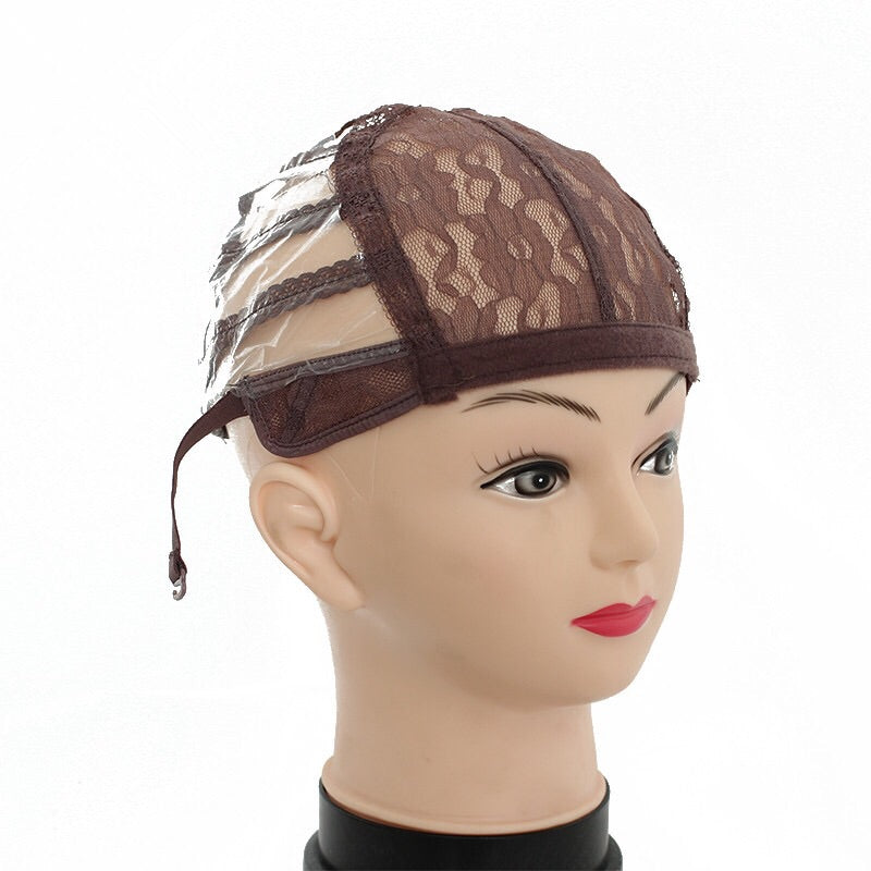 Breathable wig caps