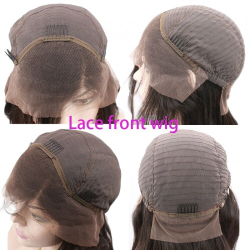 Loose wave lace wig