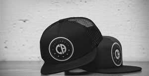 A Cut Above Athletic Wear - Dreamchaser Mesh Snapback Hat