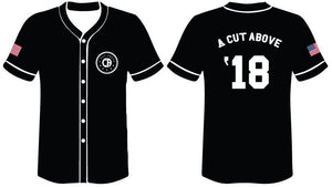 A Cut Above Majestic Baseball Jersey