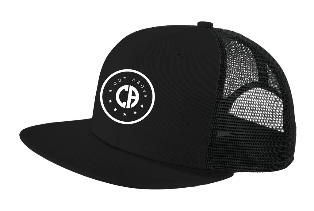 A Cut Above Dreamchaser Snapback Hat (Black)