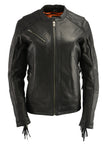 Womens Concealed Carry Motorcycle Jackets