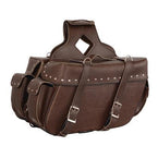 Motorcycle Brown Luggage and Saddlebags