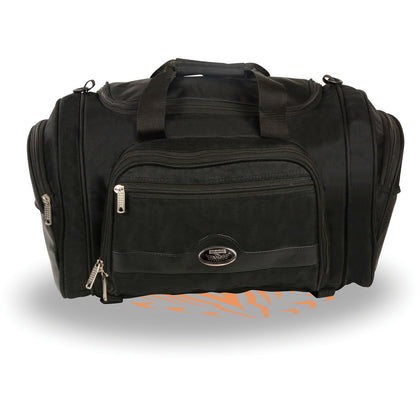 Milwaukee Performance MP8117 Large  Black Textile Duffle Style Roll Bag