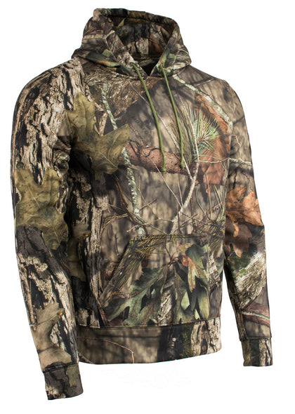 Milwaukee Leather MPM1778 Men's Pull Over Mossy Oak Camouflage Hoodie