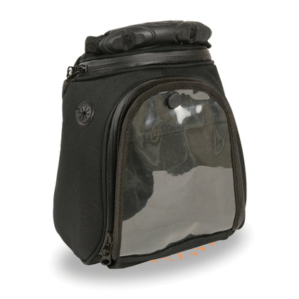 Milwaukee Performance SH677 Black Small Textile Magnetic Tank Bag