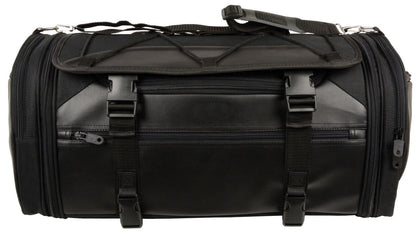 Milwaukee Performance SH694 Black Large Textile and PVC Duffel Style Rack Bag