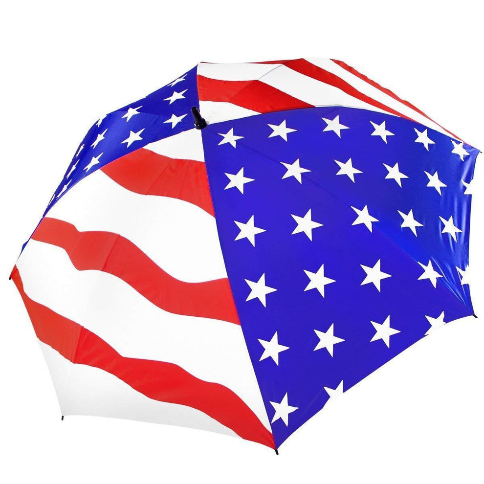 Xelement USA Flag 8-Panel 51in Umbrella