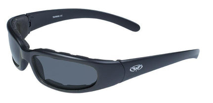 Global Vision Chicago Smoke Sunglasses