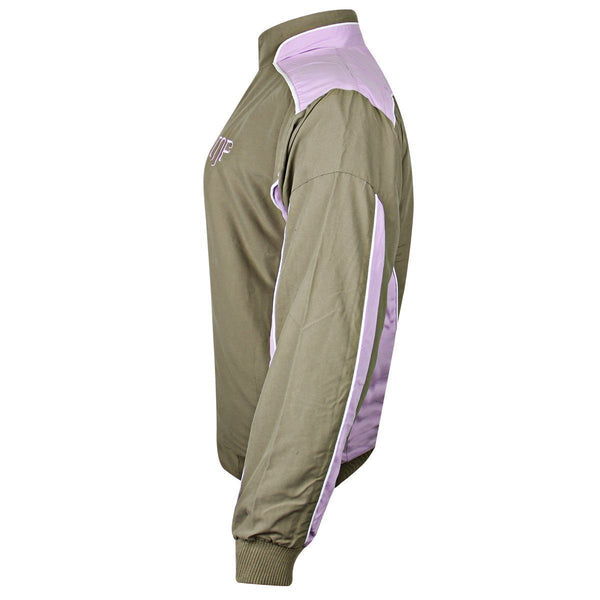 Mountain Fog  Mens Sage/Lavender Windbreaker Jacket